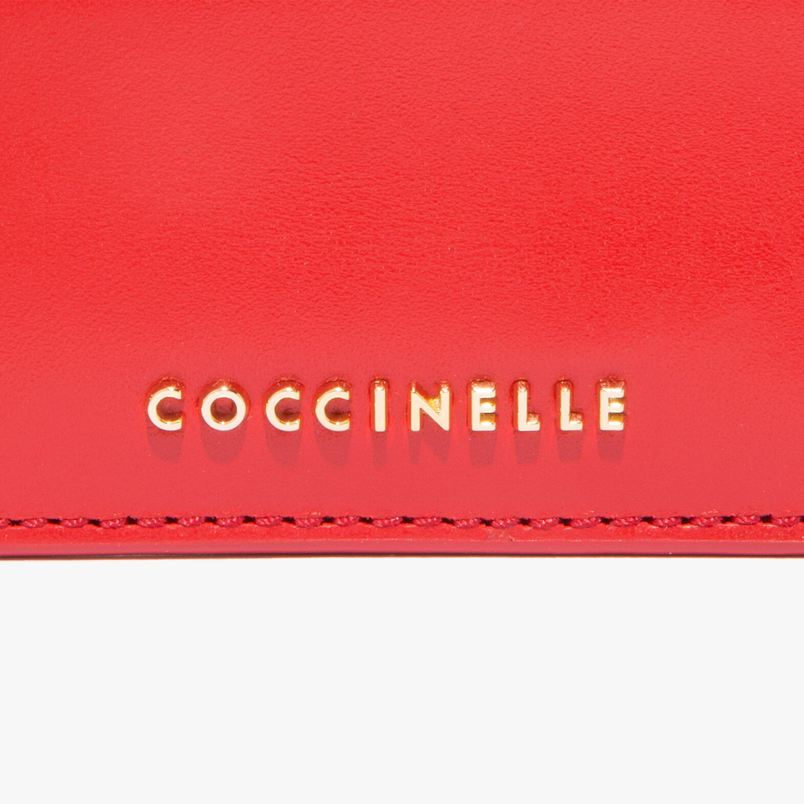 Coccinelle Leather document holder