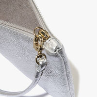 Coccinelle Saffiano clutch