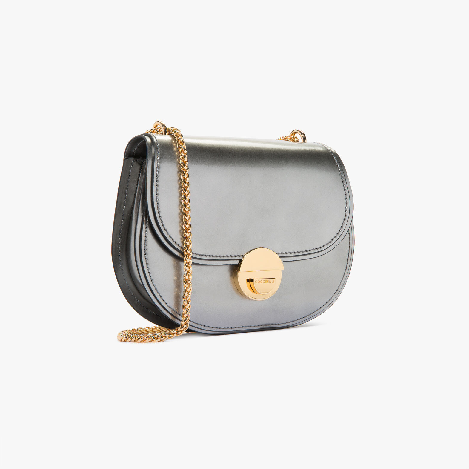 Coccinelle Violaine leather mini bag