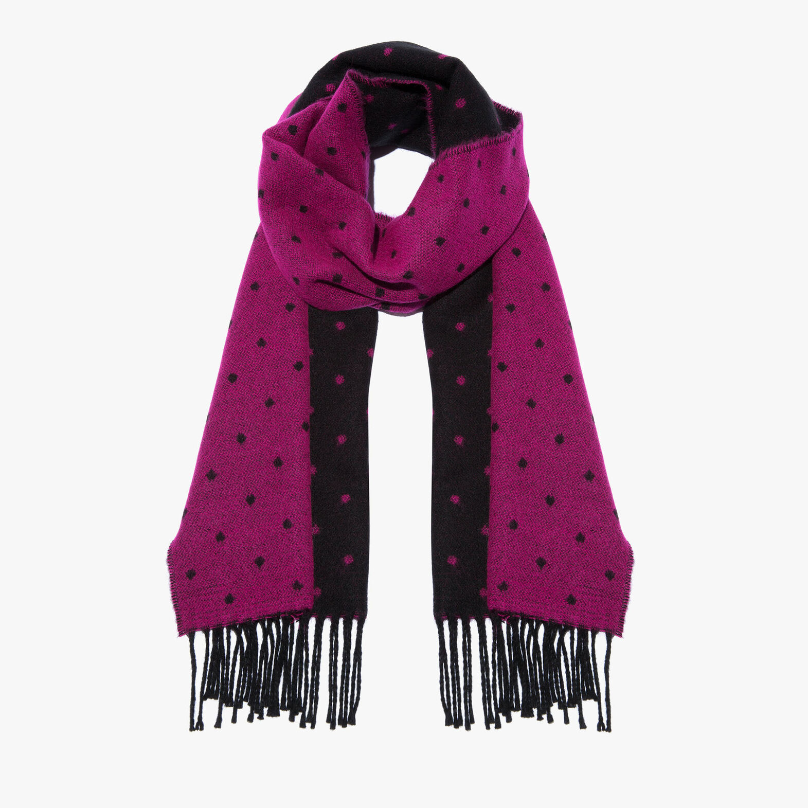 Coccinelle Acrylic scarf