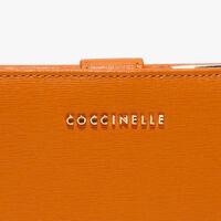 Coccinelle Saffiano wallet