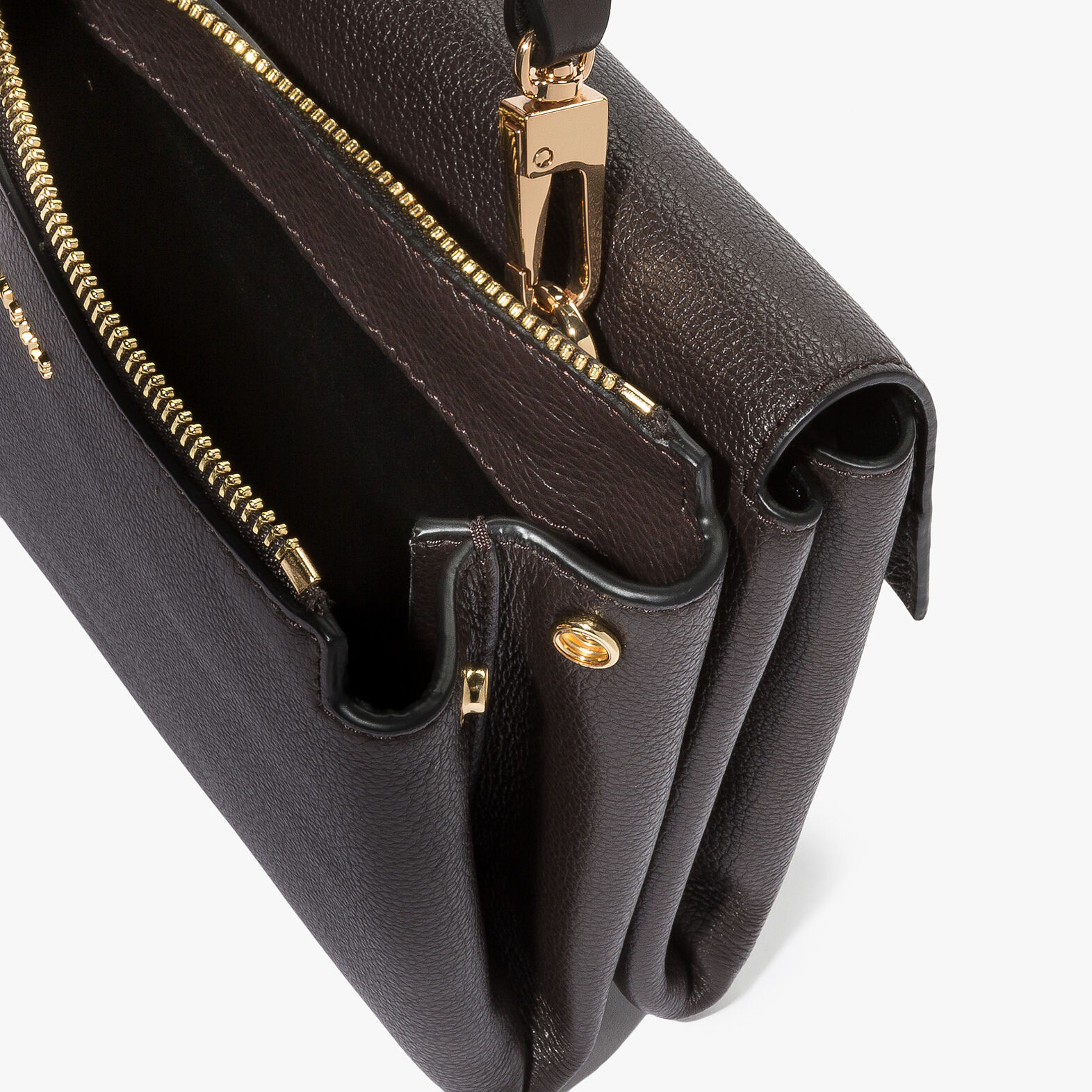Arlettis leather mini bag