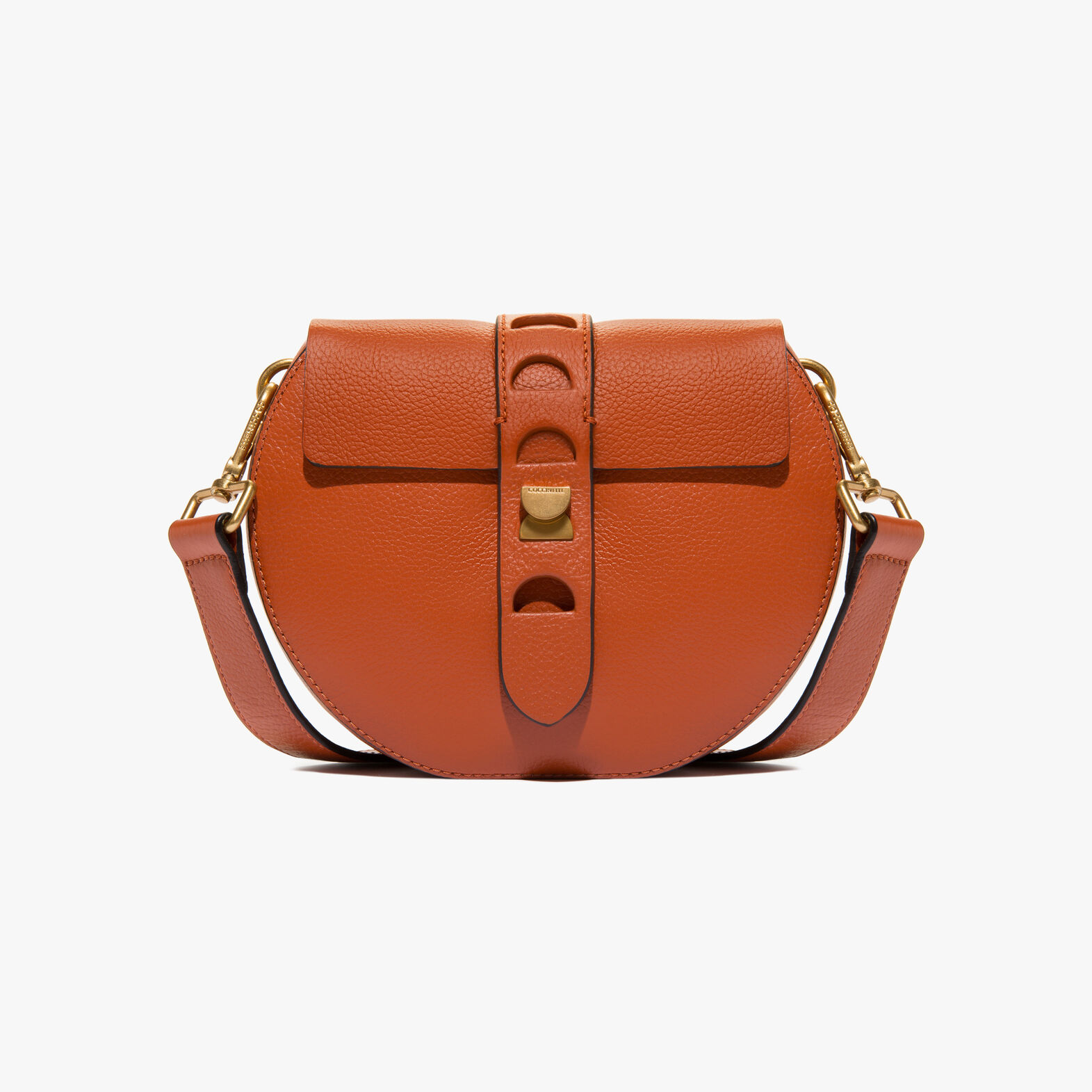 Carousel leather mini bag