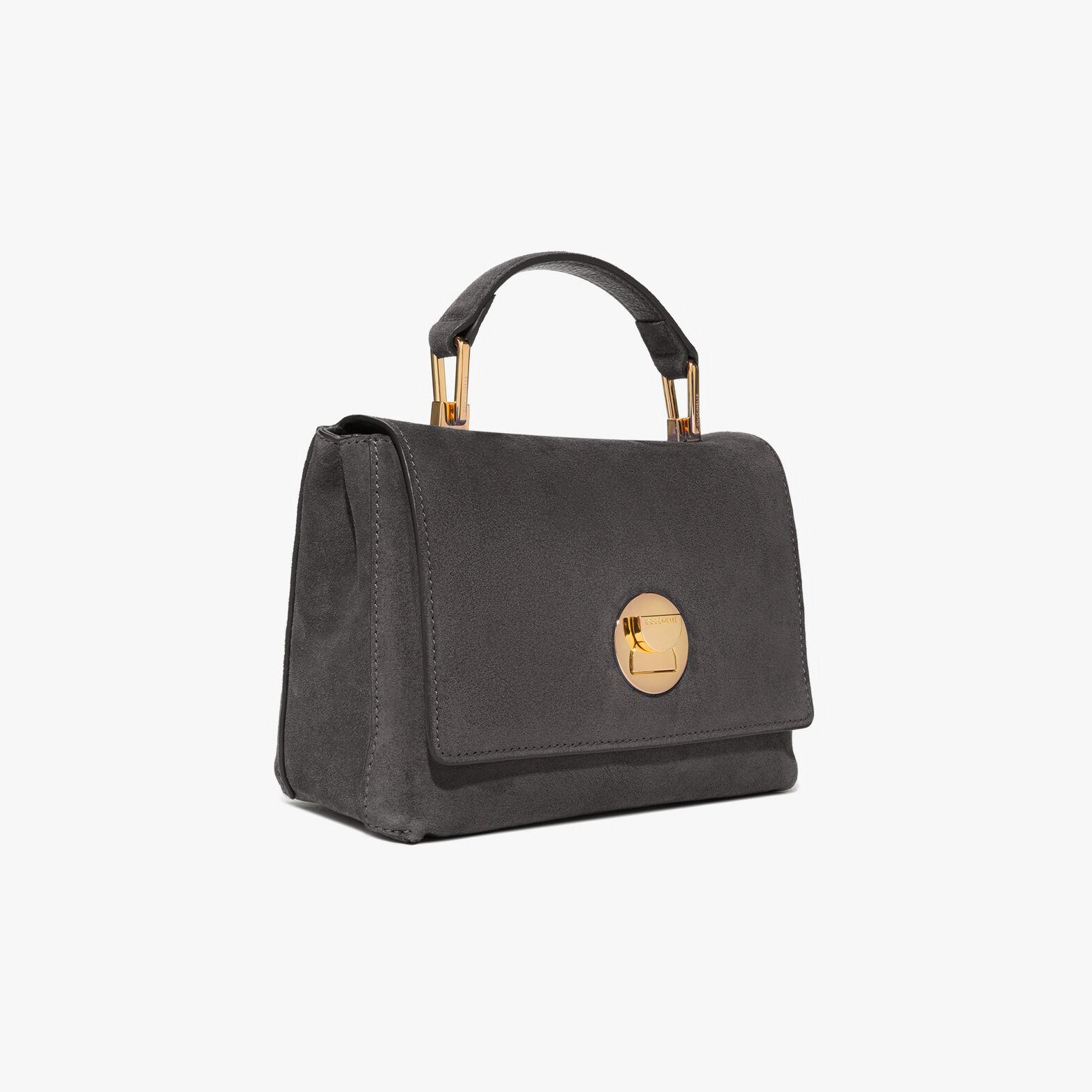 Coccinelle Liya suede mini handbag