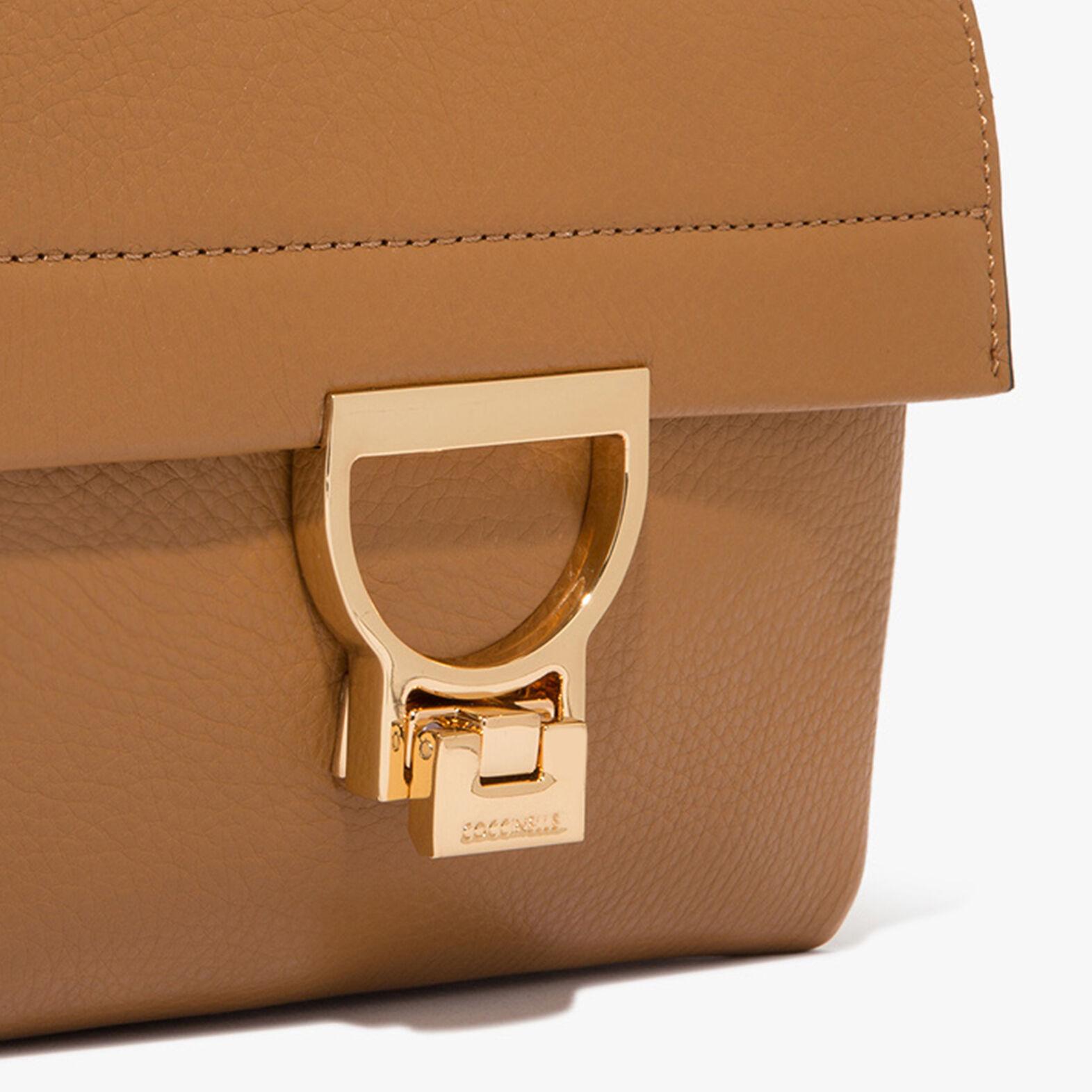 Coccinelle Arlettis leather mini bag