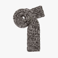 Coccinelle Wool, acrylic, alpaca and viscose scarf