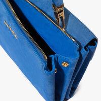 Arlettis suede mini bag