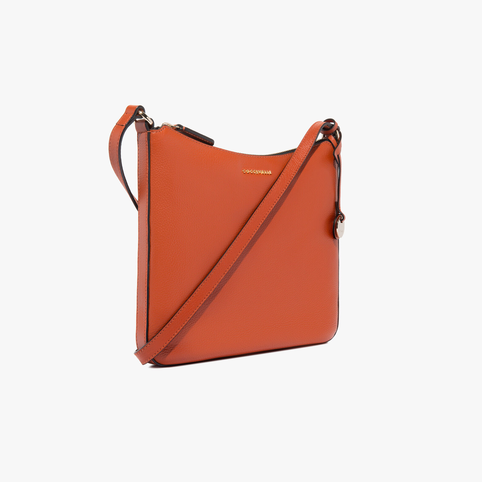 Coccinelle Clementine leather crossbody bag