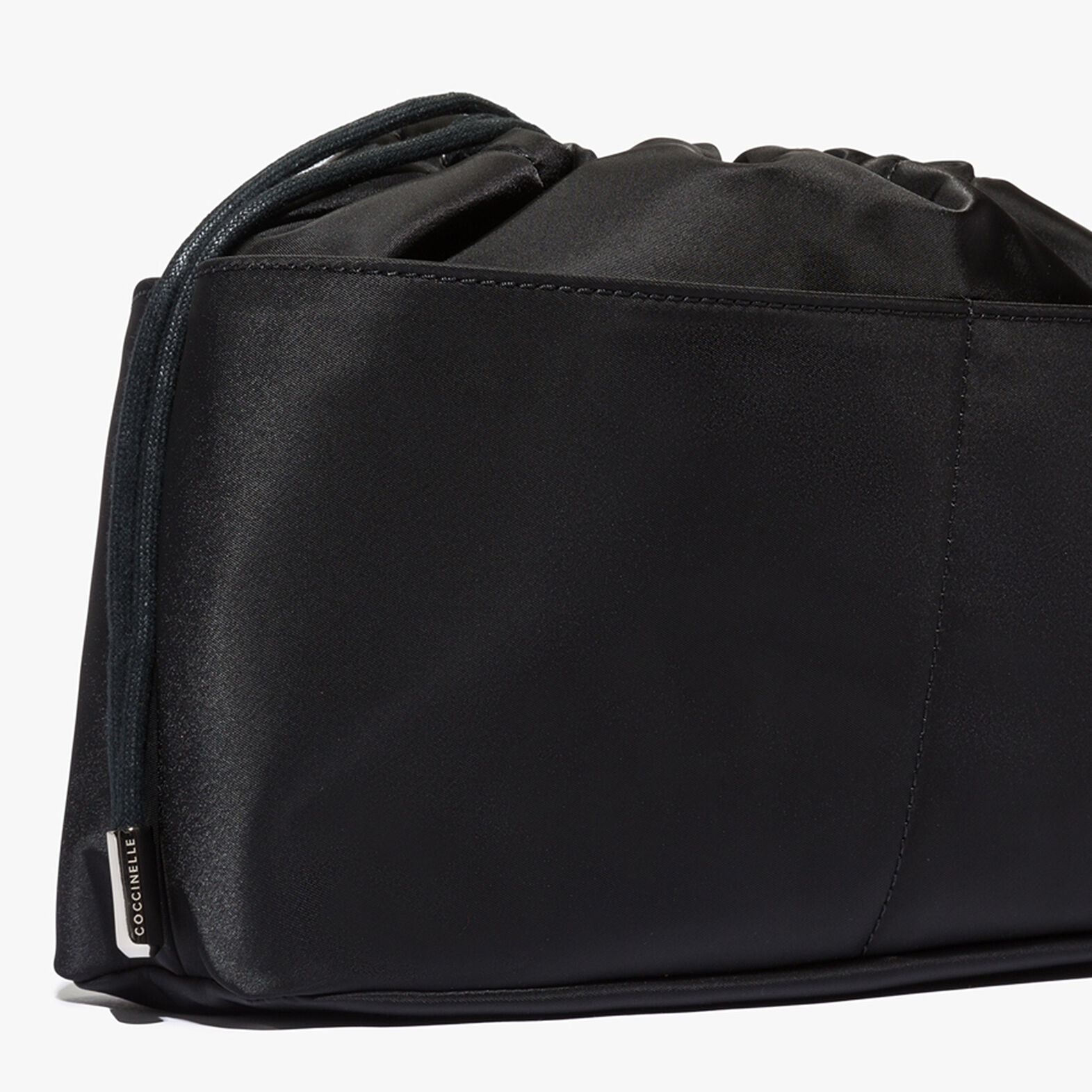 Organizer bag in nylon fabric