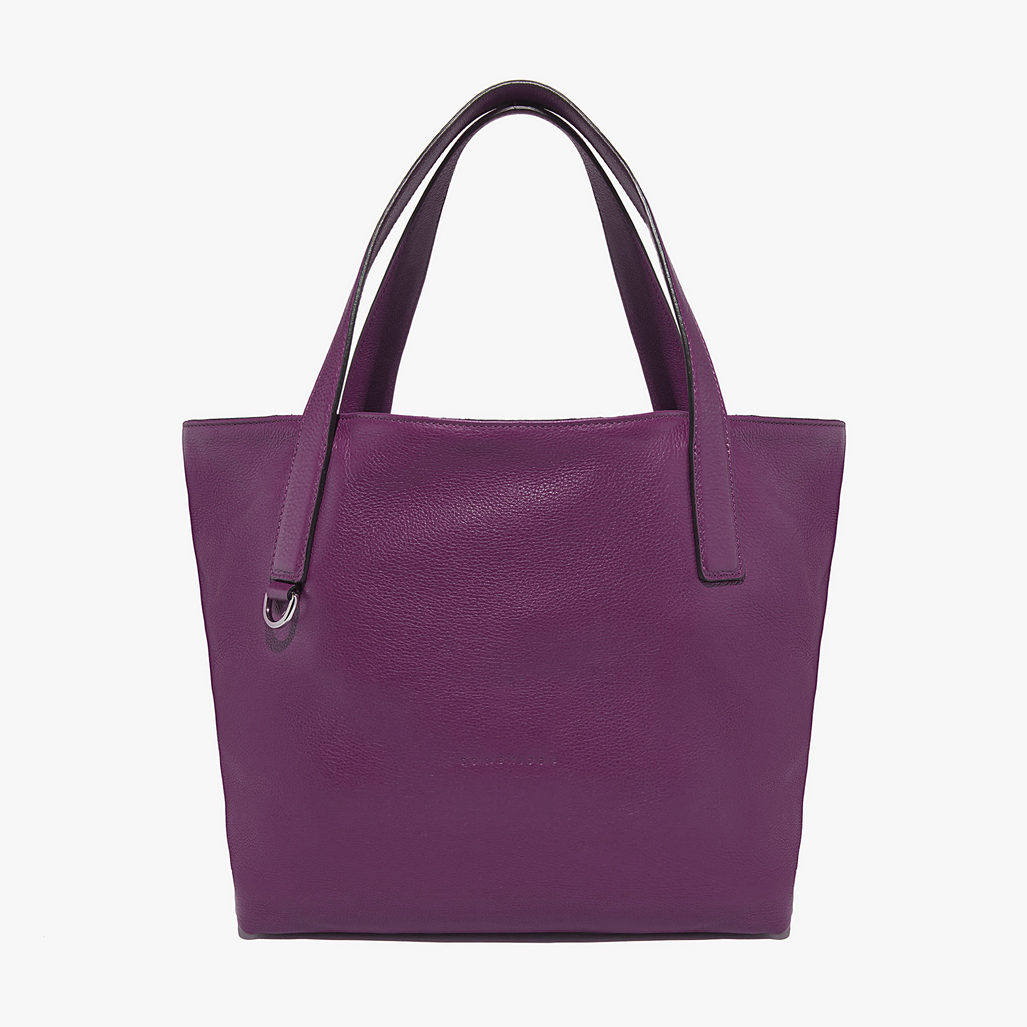 Coccinelle Leather shopping tote
