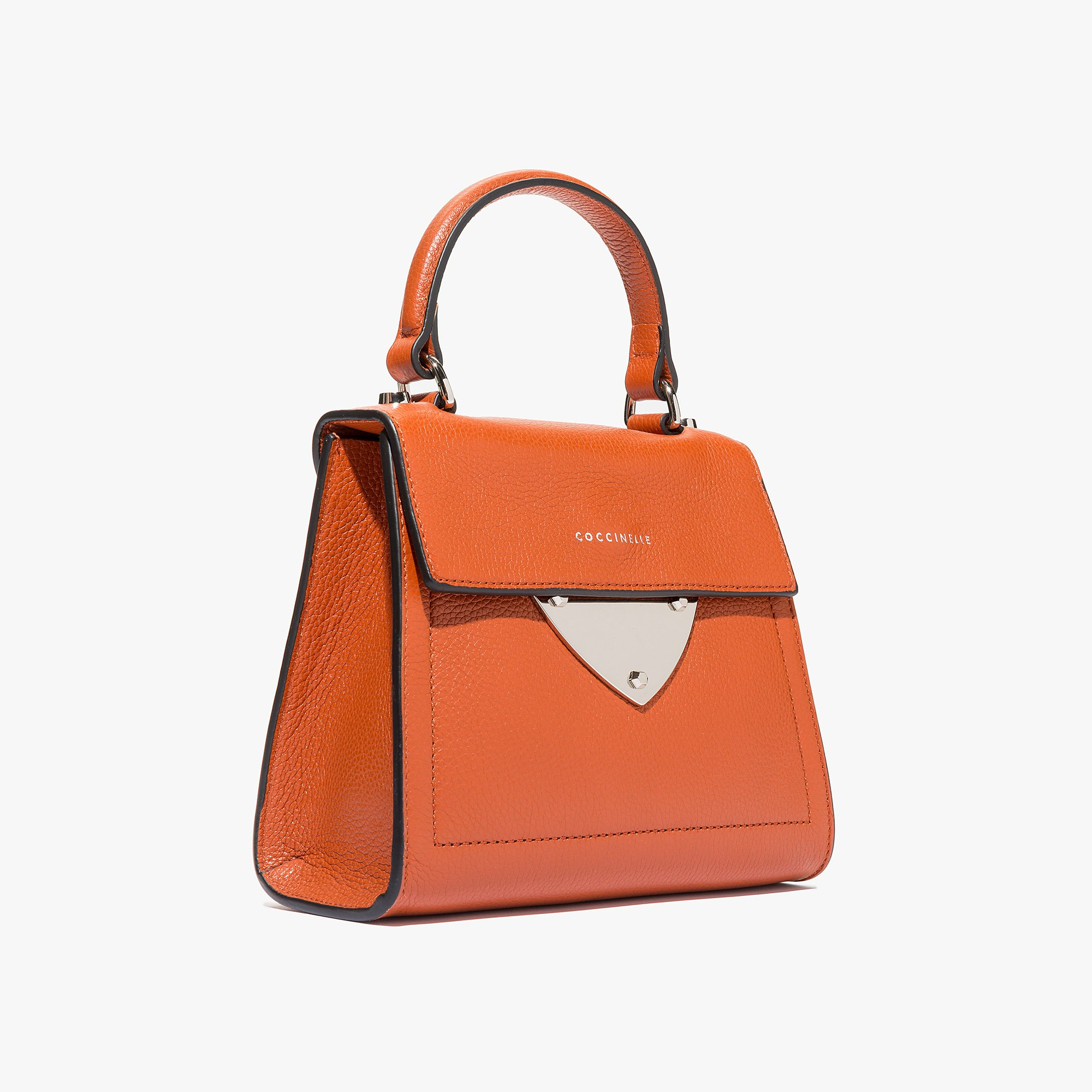 Coccinelle B14 leather mini bag
