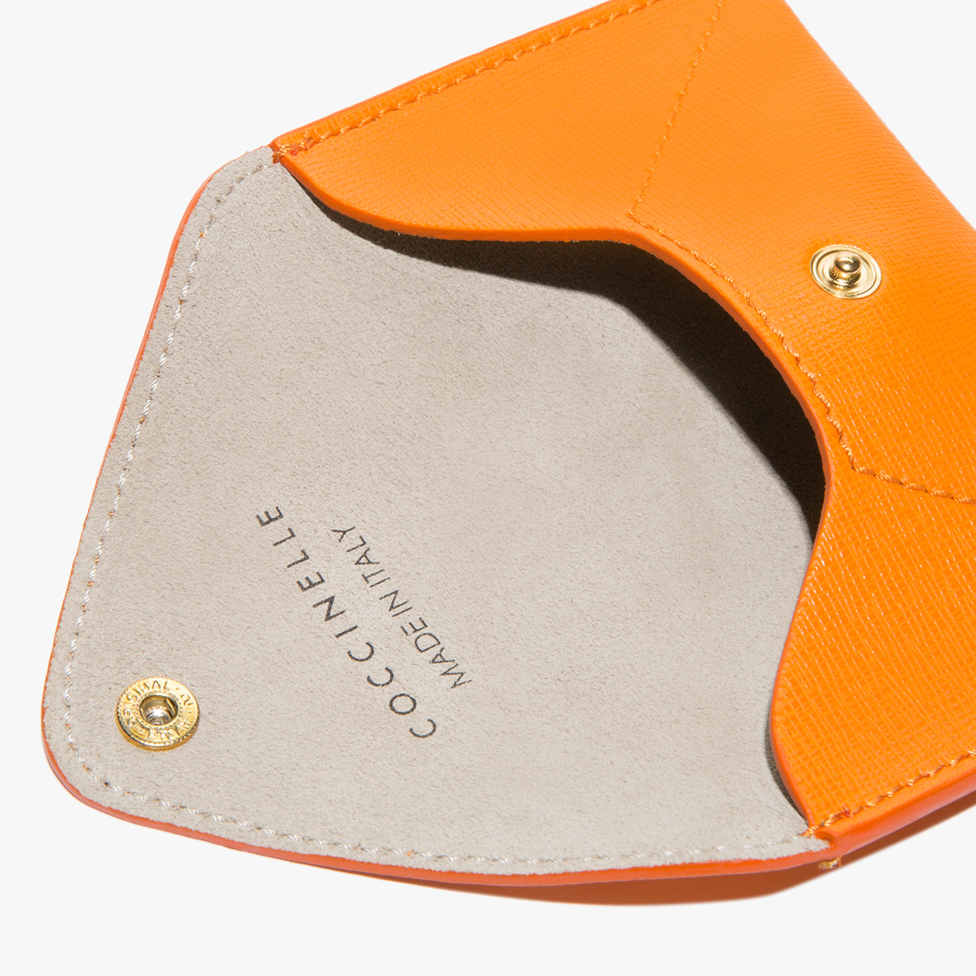 Wish in a pocket leather document holder