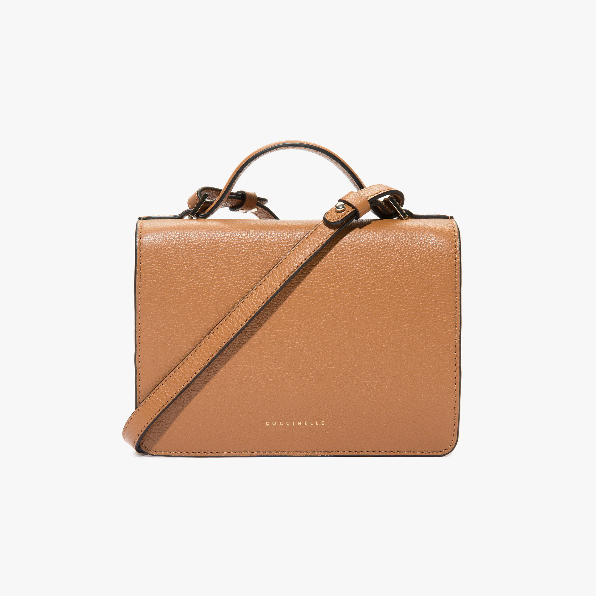 Coccinelle Leather clutch