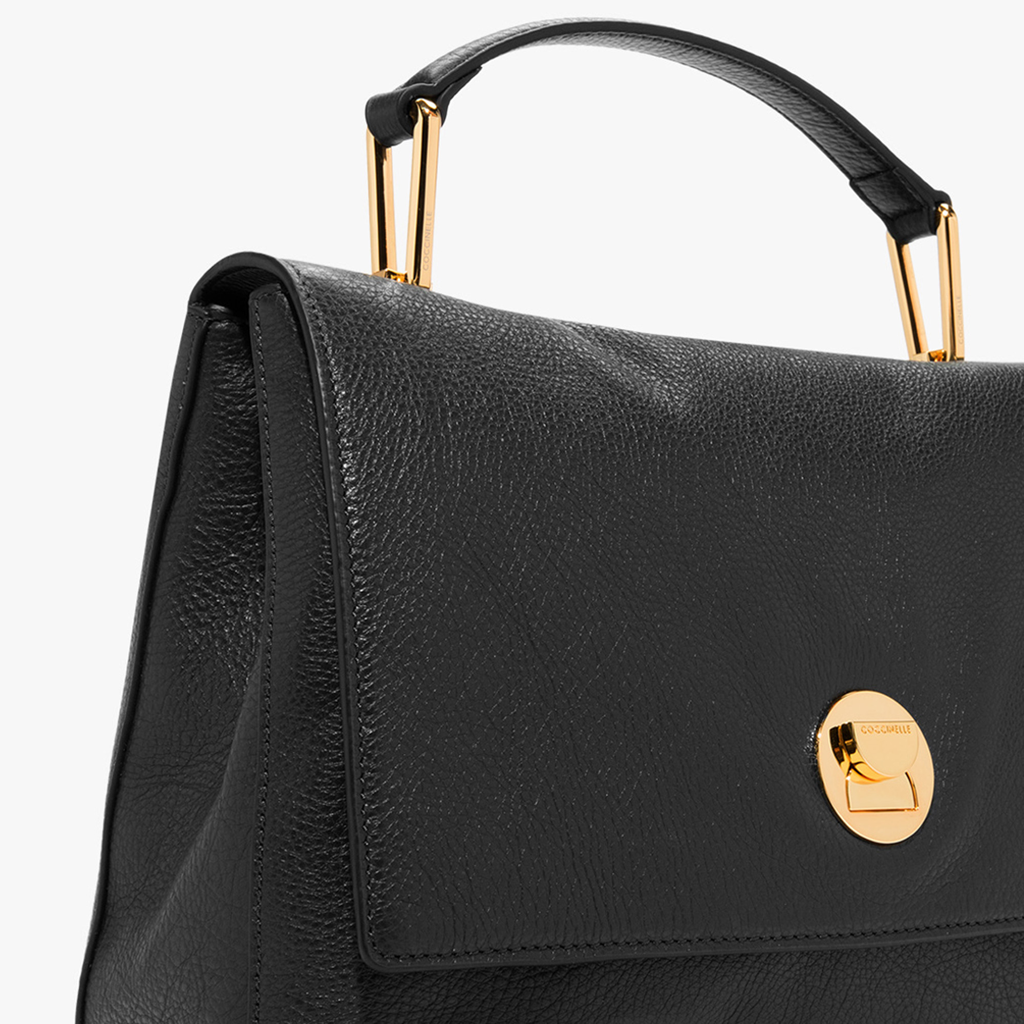 Liya leather handbag