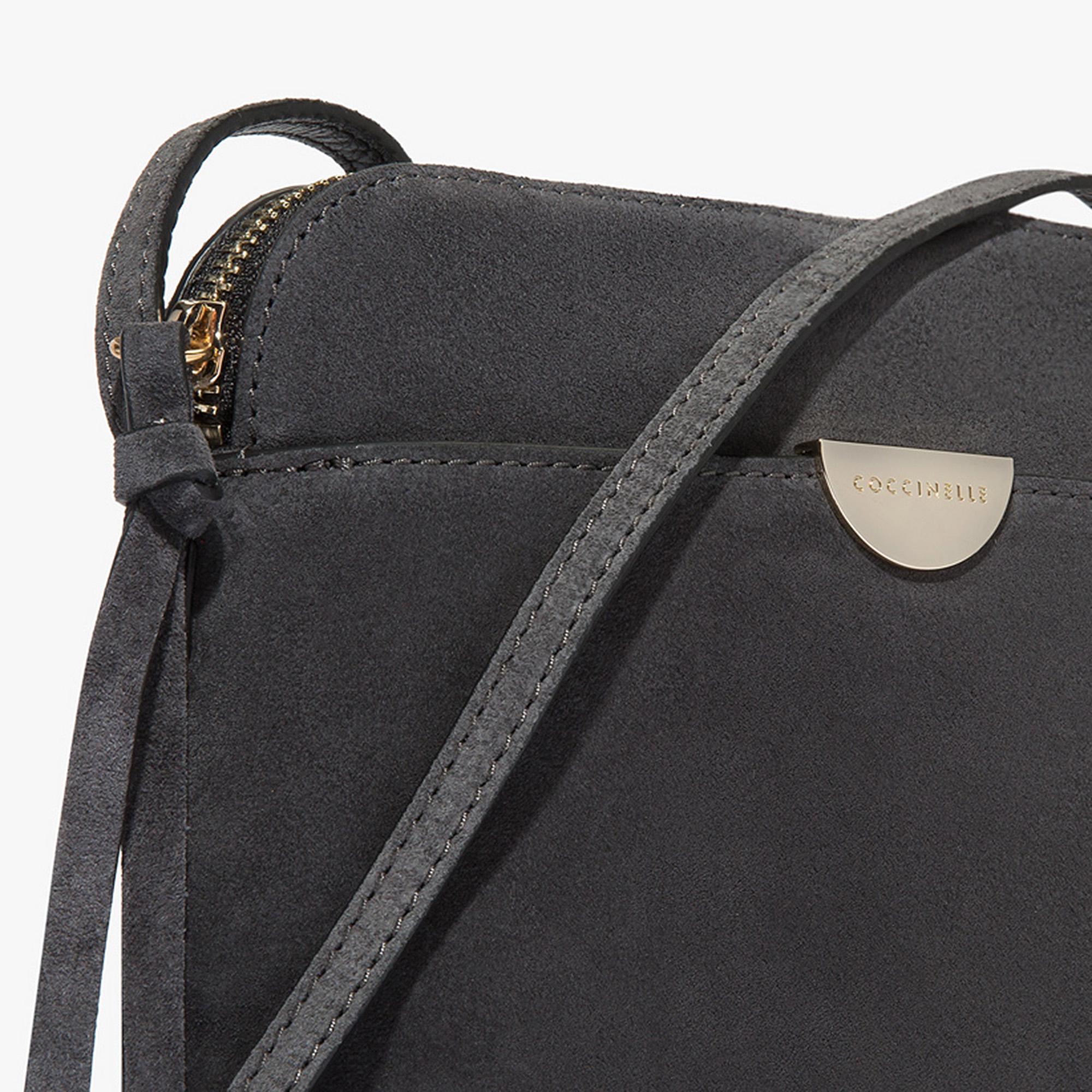 Coccinelle Suede minibag