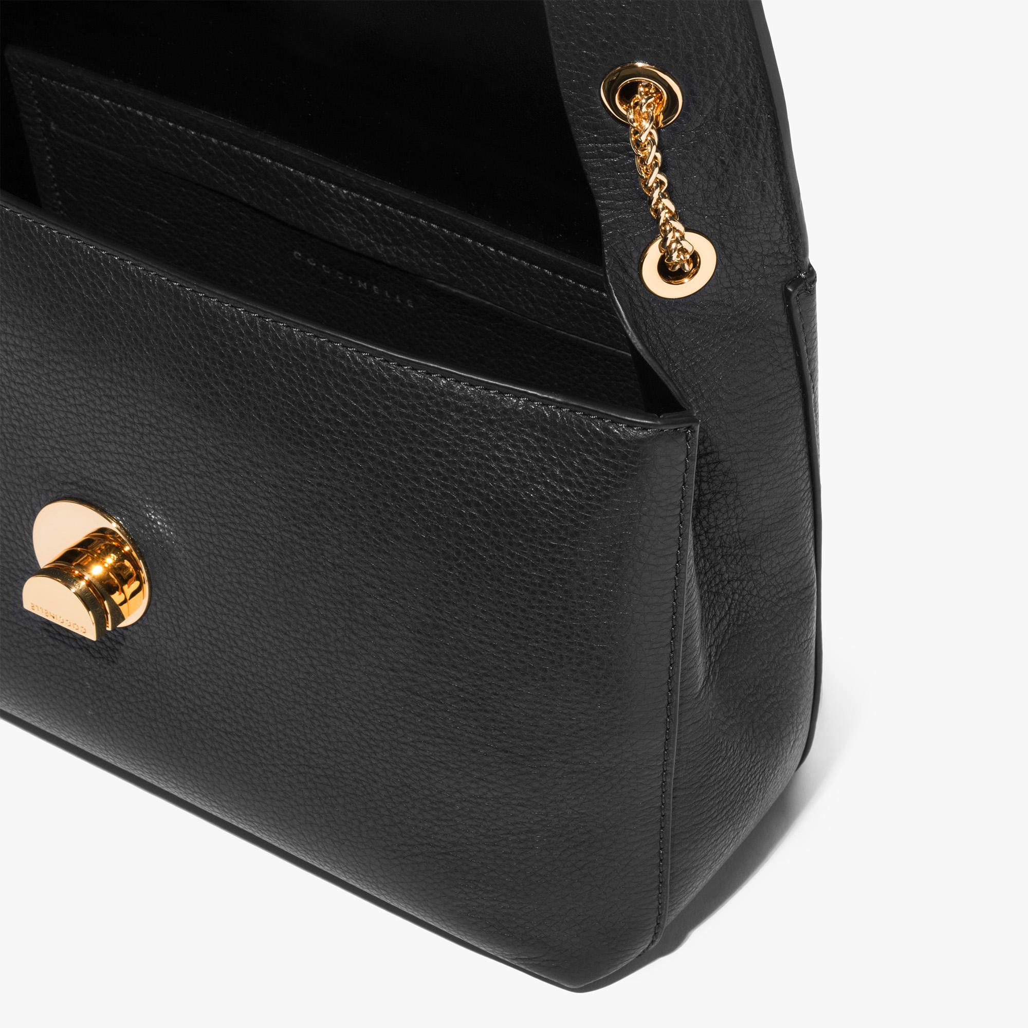 Coccinelle Liya leather cross-body bag