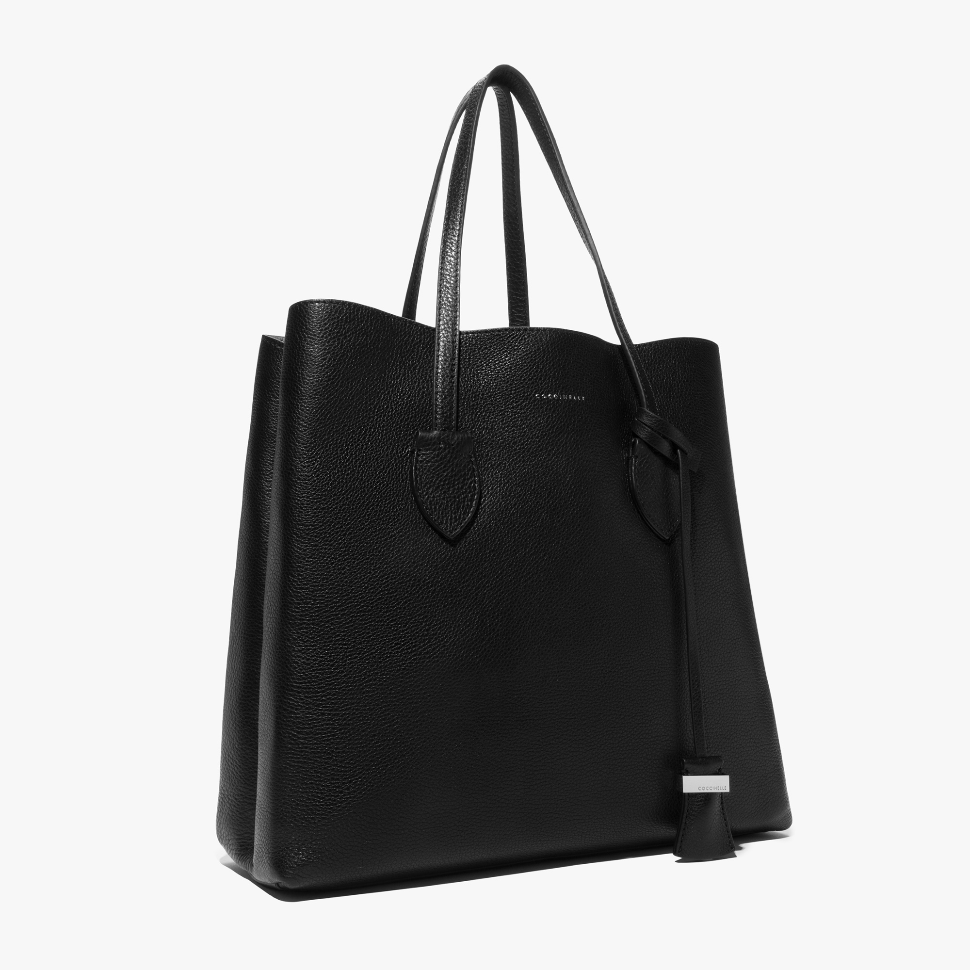 Coccinelle Celene leather shopping tote