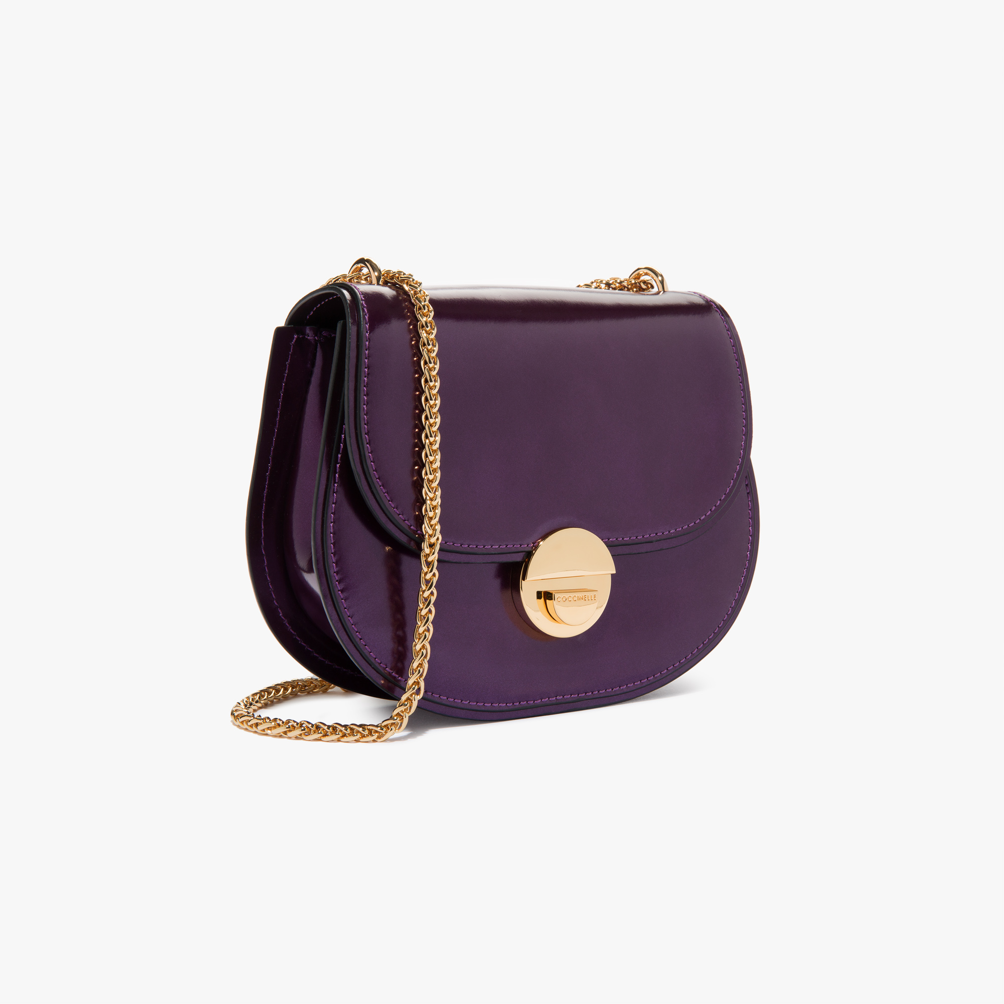 Violaine leather mini bag