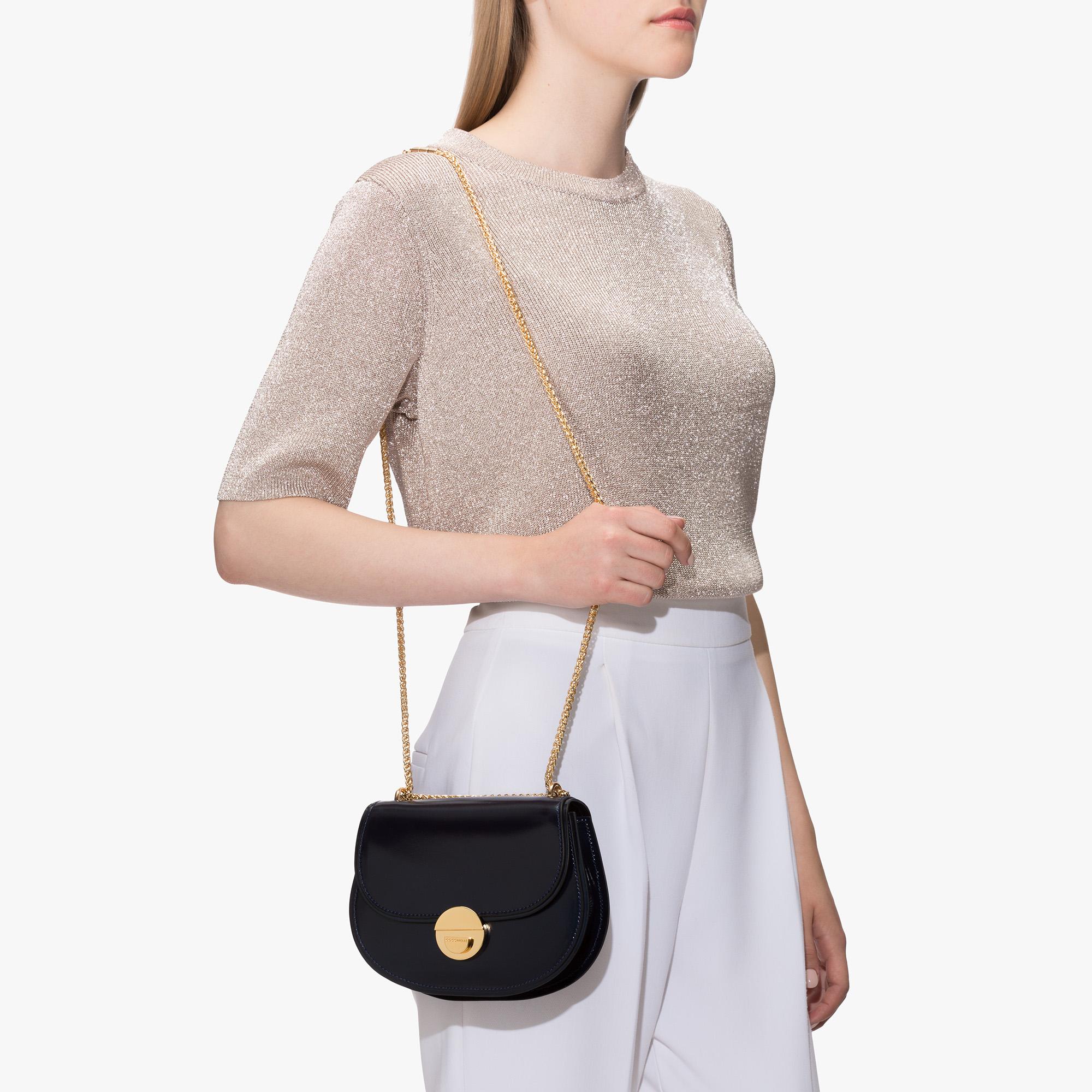 Coccinelle Violaine leather mini bag
