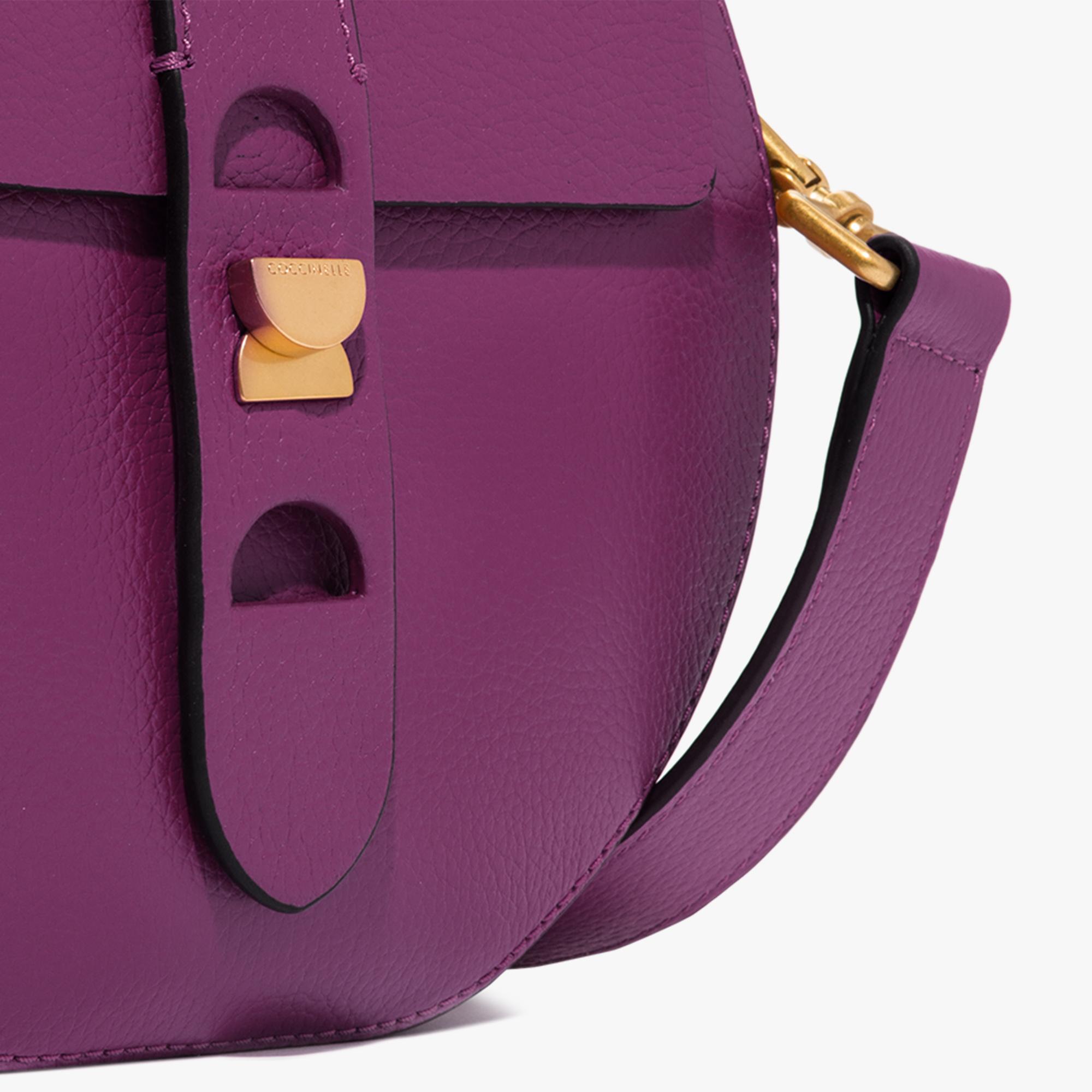 Coccinelle Carousel leather mini bag