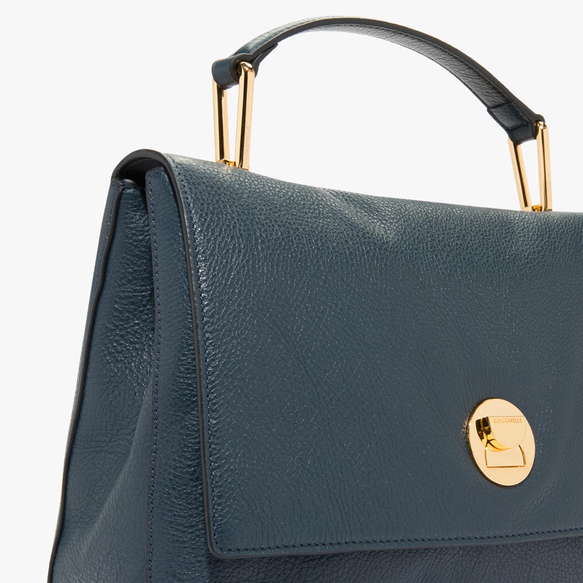Liya leather handbag