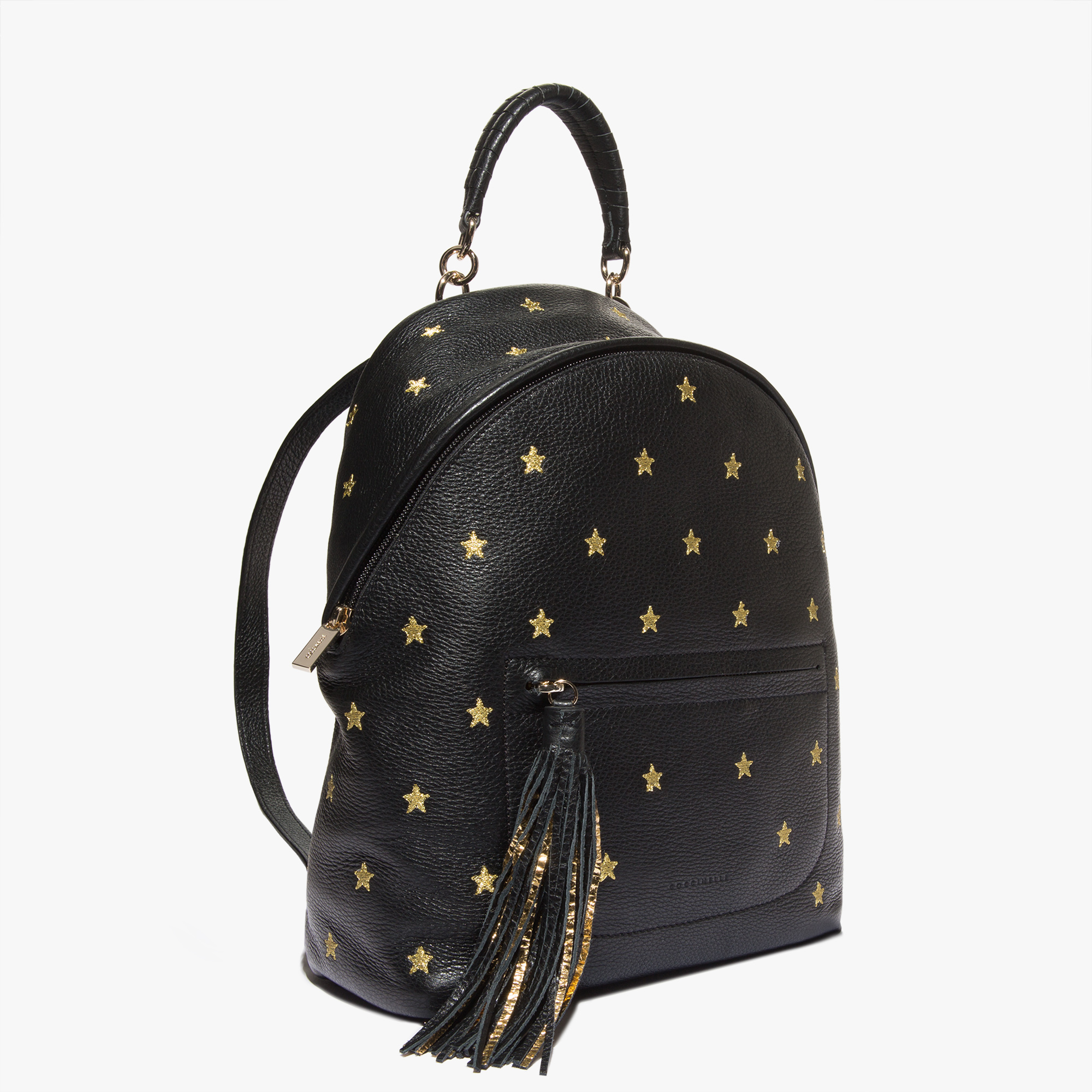 Coccinelle Leonie leather backpack