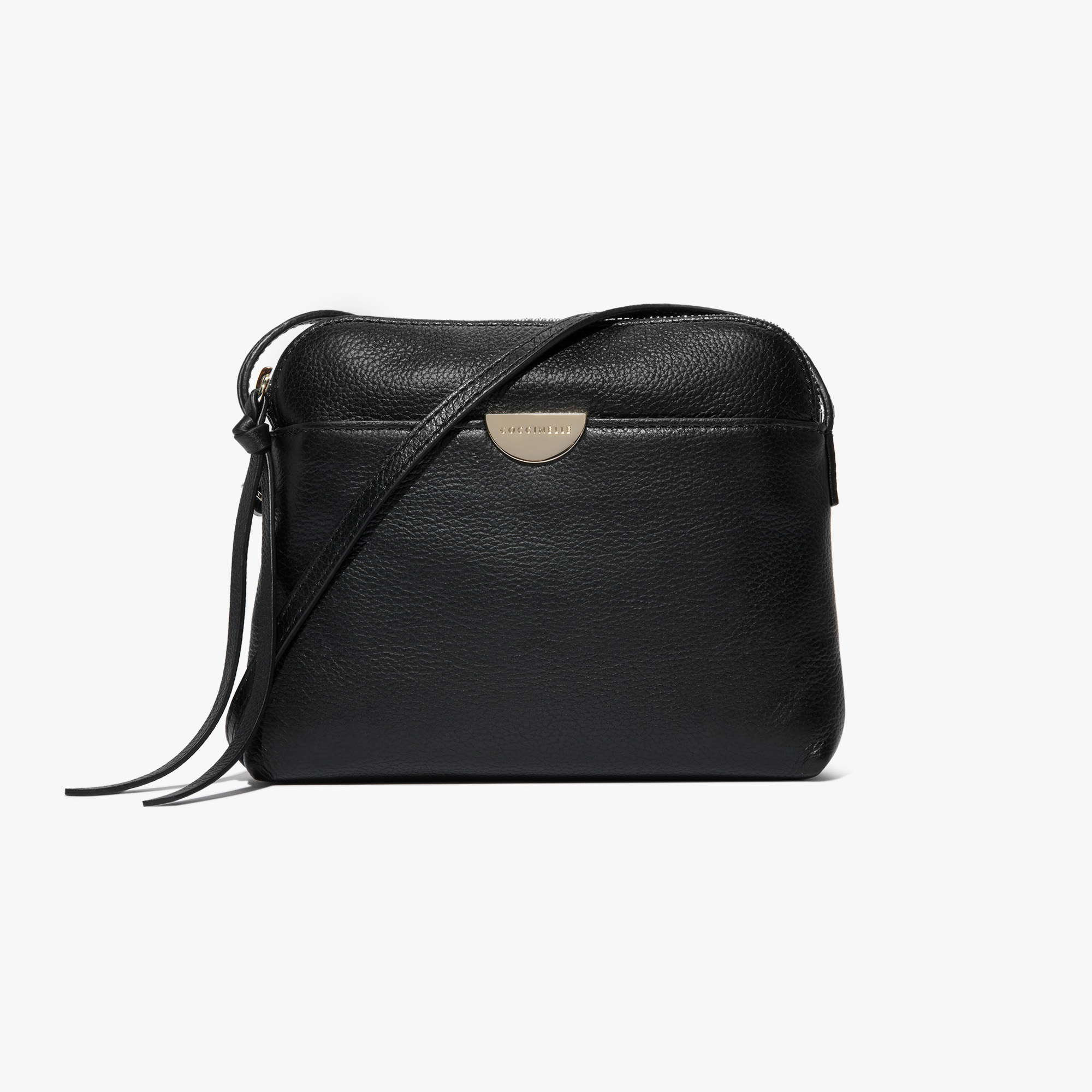 Leather minibag