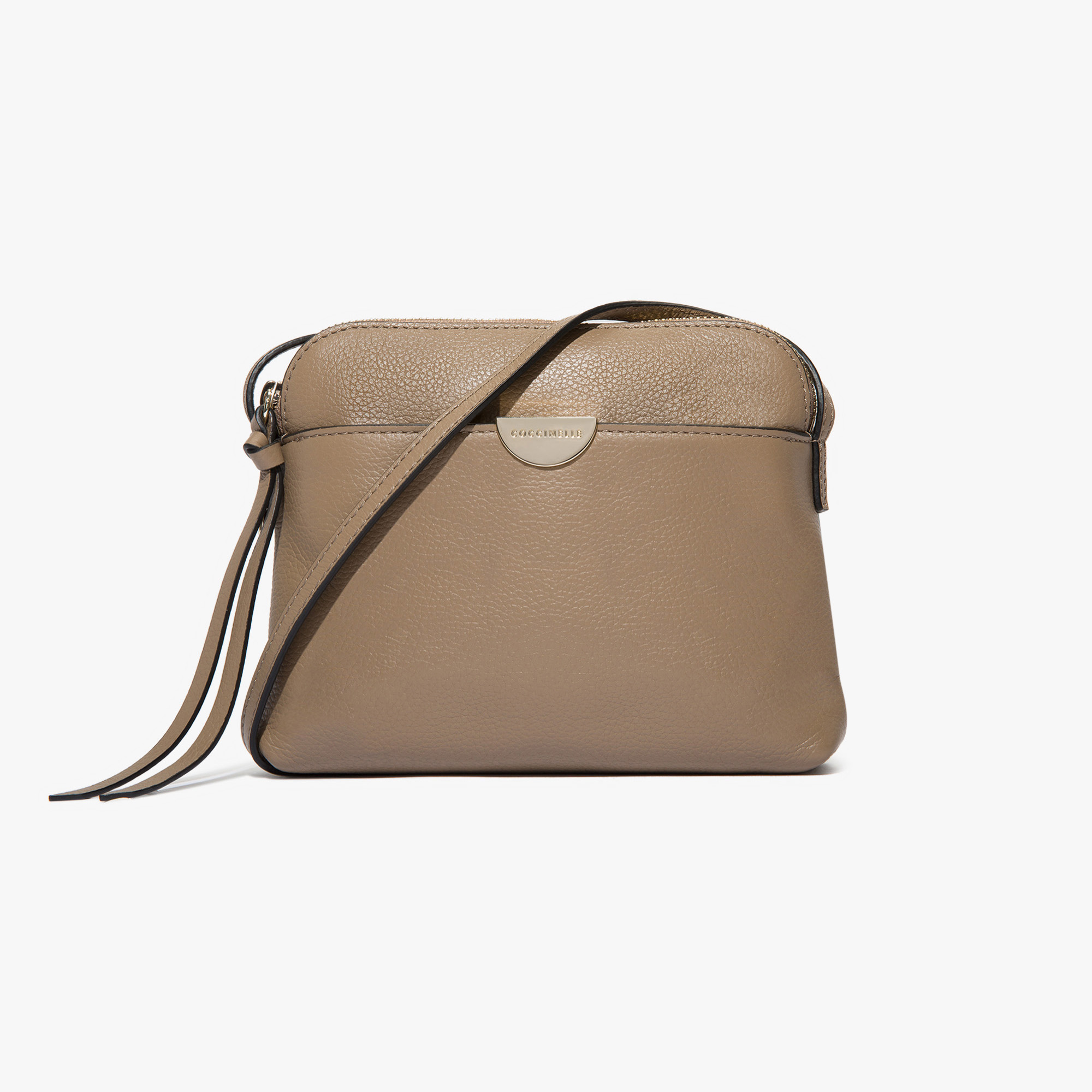 Leather minibag