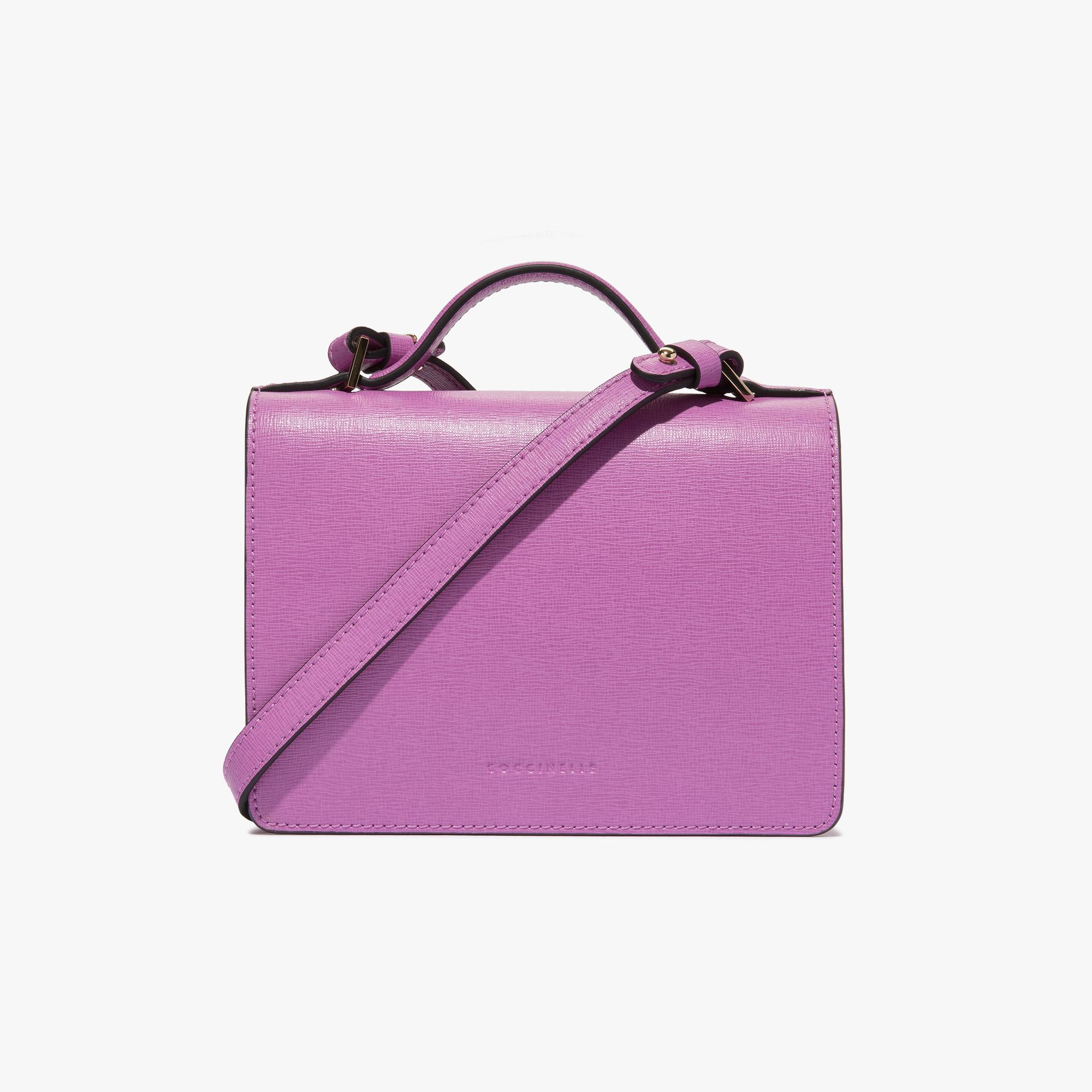 Coccinelle Leather mini clutch