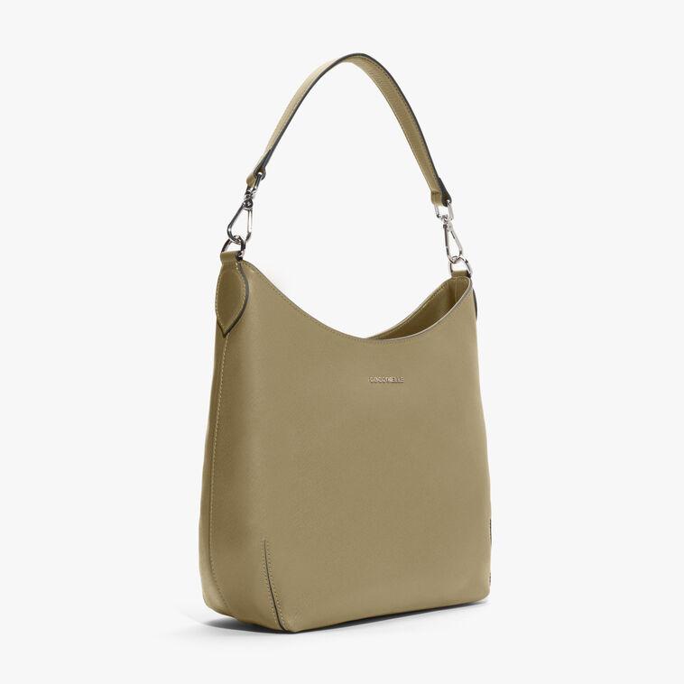 Yamilet Saffiano leather shoulder bag