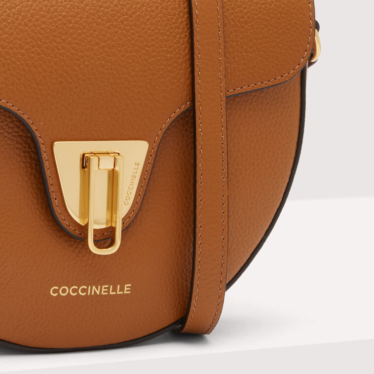 Coccinelle Beat Saddle Small Soft 4