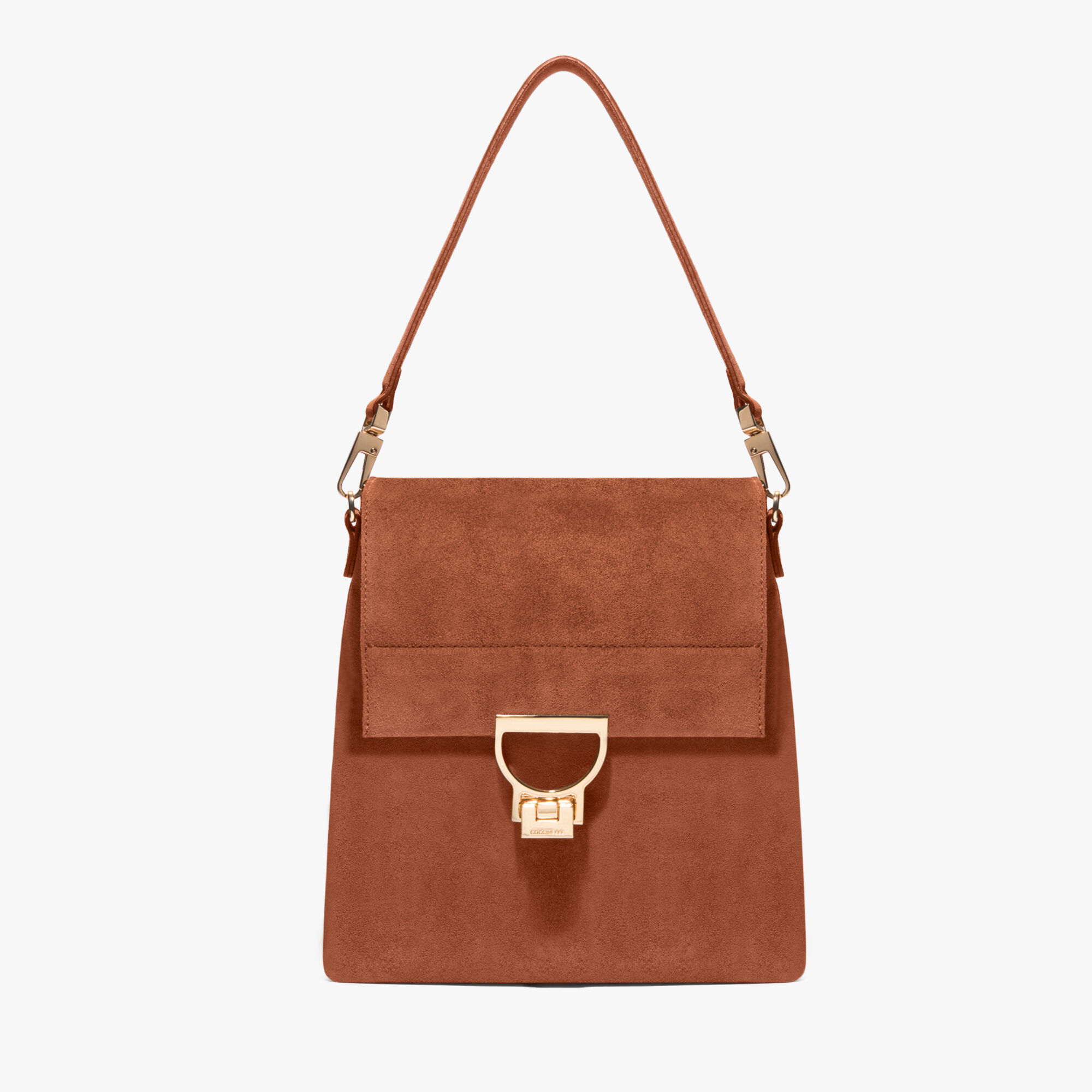 Womens Arlettis Suede Business Bag Coccinelle jFlGkXjNGD