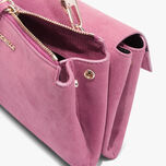 Arlettis suede mini bag