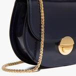 Violaine leather mini bag