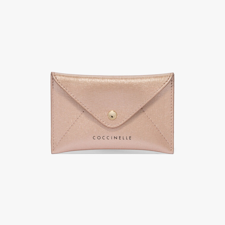 Wish in a Pocket in Saffiano leather