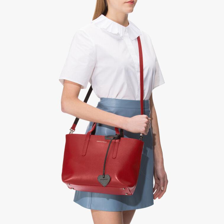 Saffiano handbag