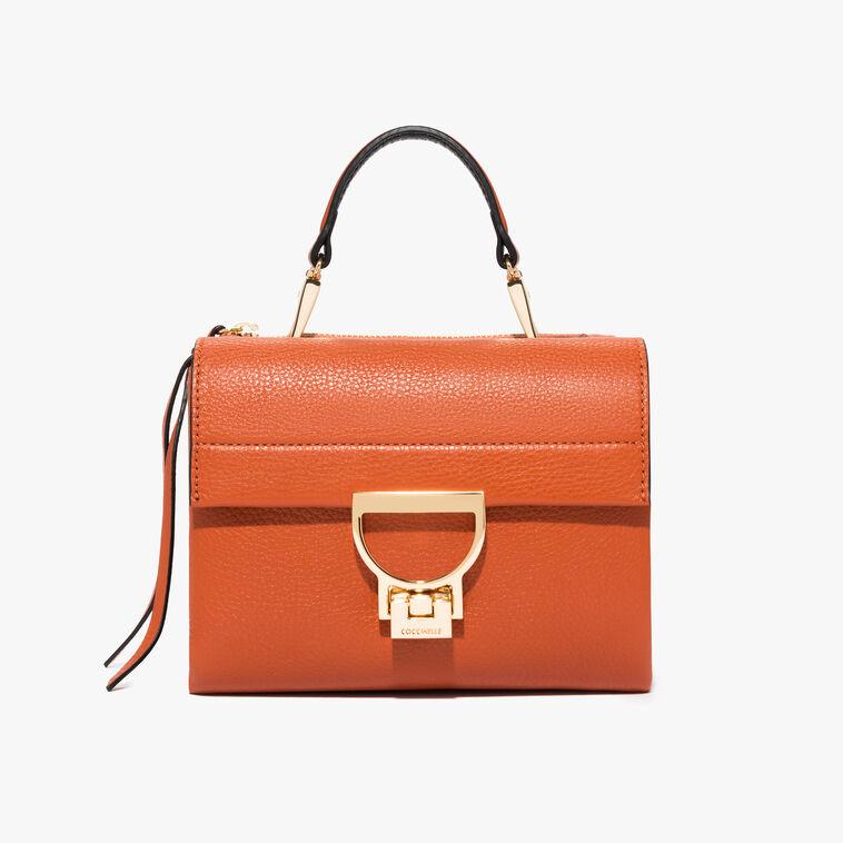 Arlettis leather mini bag