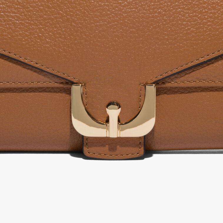 Ambrine leather wallet
