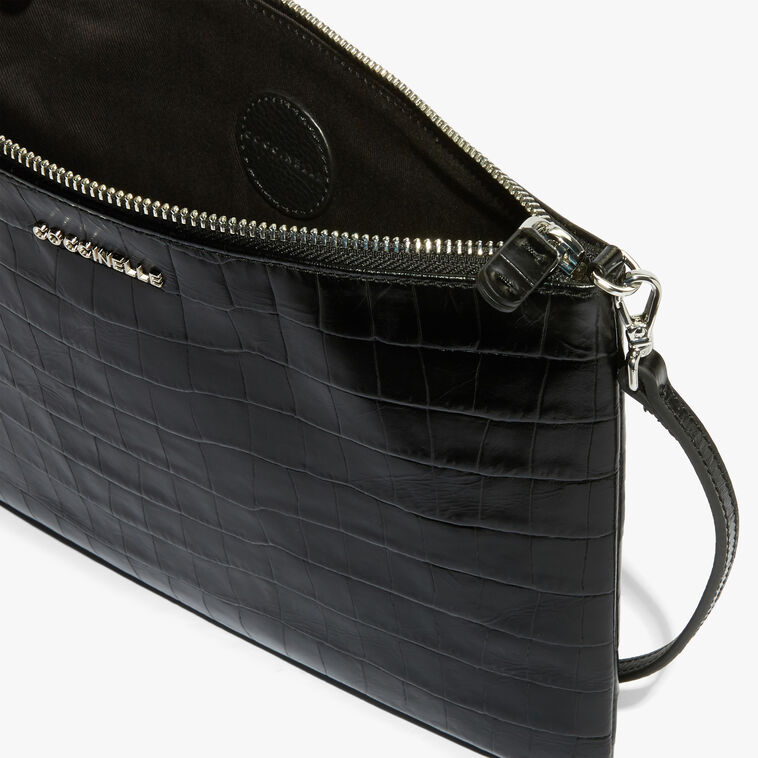 New Best Crossbody Croco