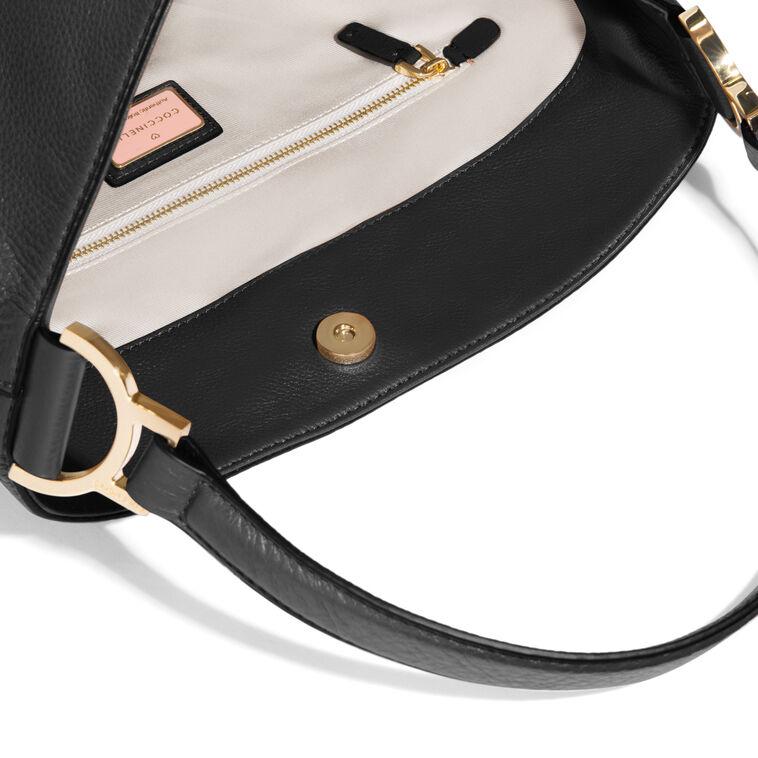 Arlettis leather hobo bag
