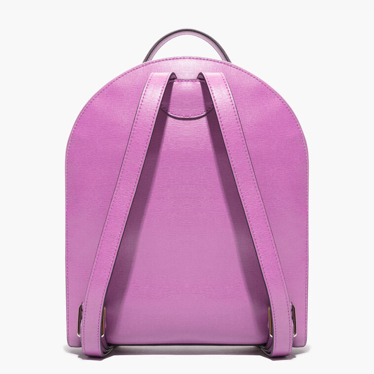 Clementine saffiano backpack bag