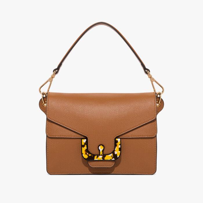 Ambrine leather bag