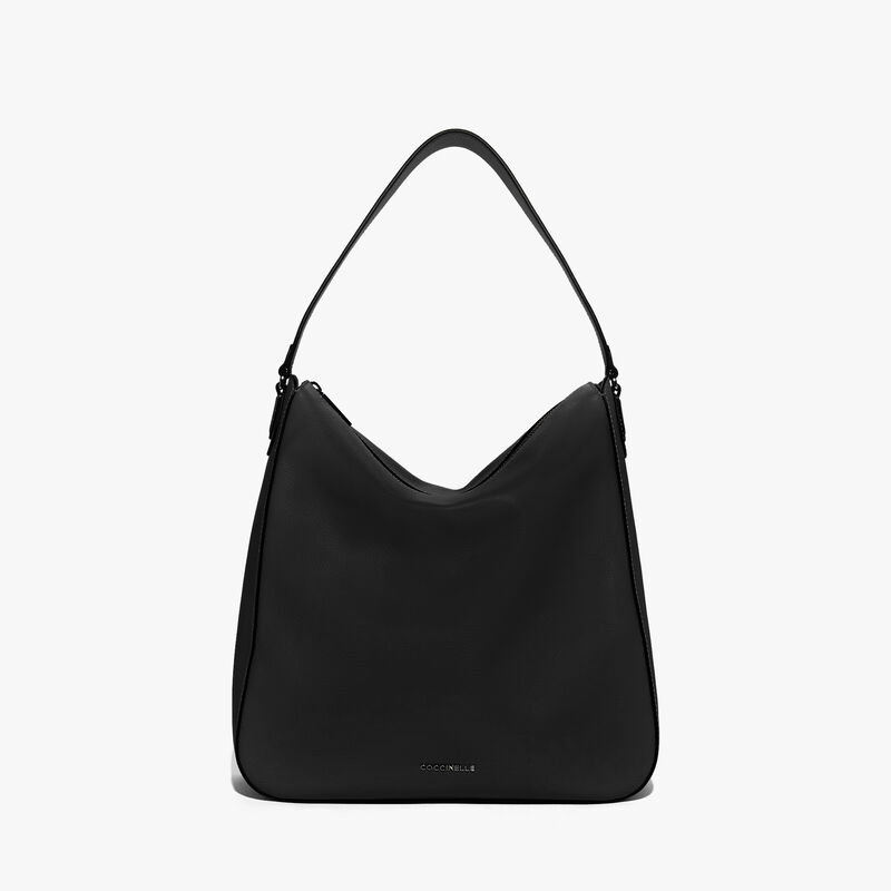 434892412fefd Add to Wishlist quick shop. One size. Please Select size. Add to Wishlist.  Add to bag. Lulin. Tumbled Leather Hobo Bag