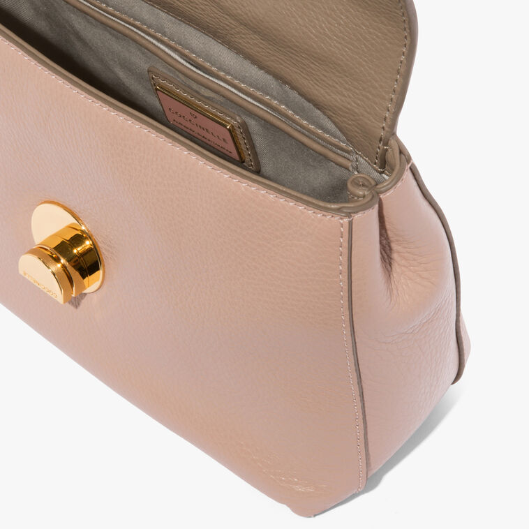 Liya leather minibag