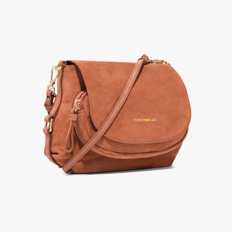 Janine Suede mini bag