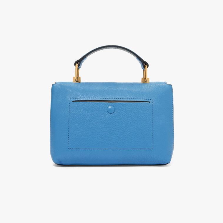 Liya leather mini bag