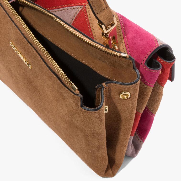 Arlettis suede minibag