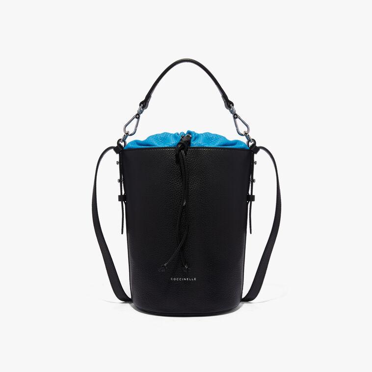 9ea3e05429c6c Beta Medium in Noir Signal Blue - Women s Bucket Bags