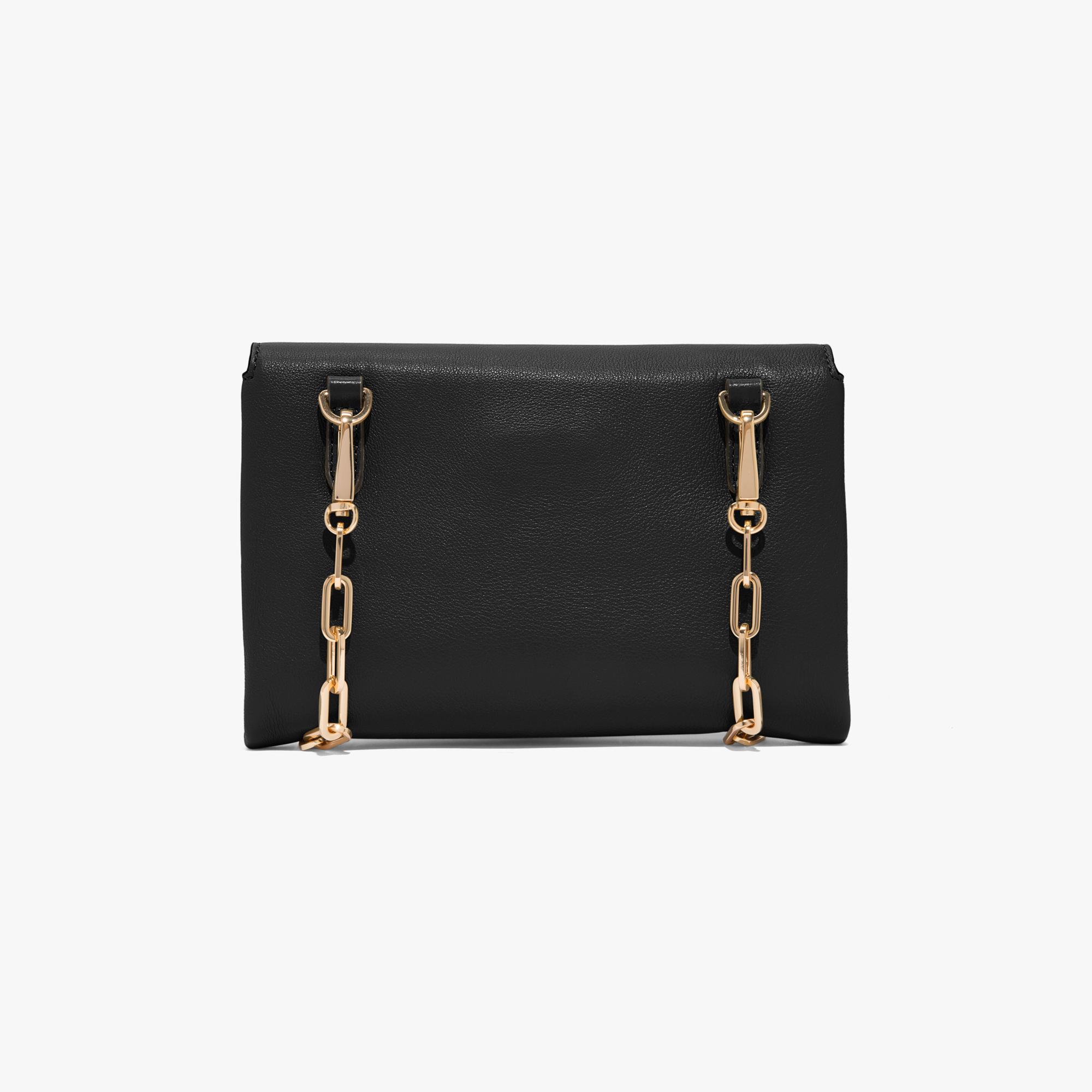 Arlettis leather clutch