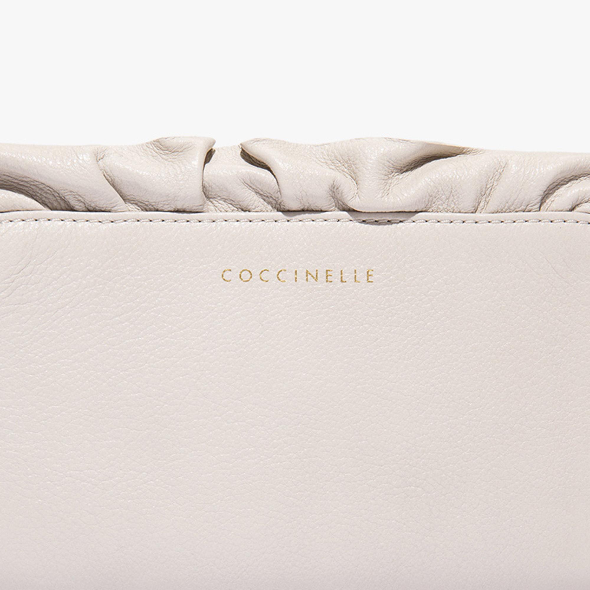 Brune leather wallet